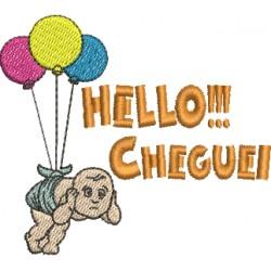 Hello Cheguei