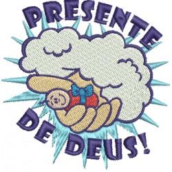 Presente de Deus 00