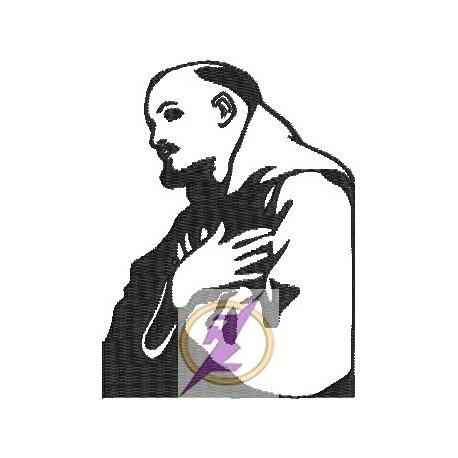 Frei Franciscano 00