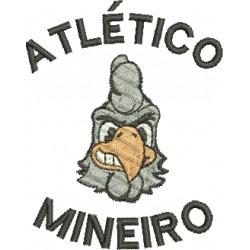 Mascote Galo Atlético Mineiro 02