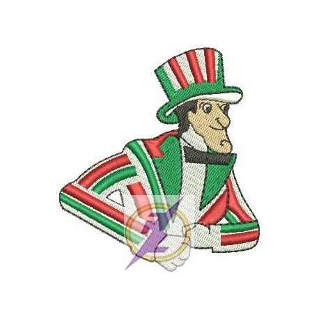 Mascote Fluminense 01