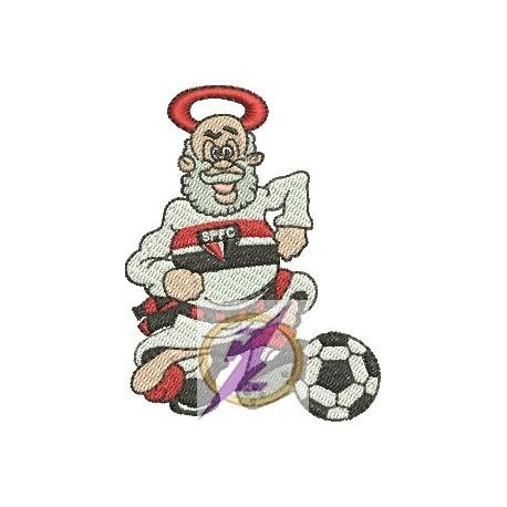 Mascote do São Paulo Futebol Clube -50