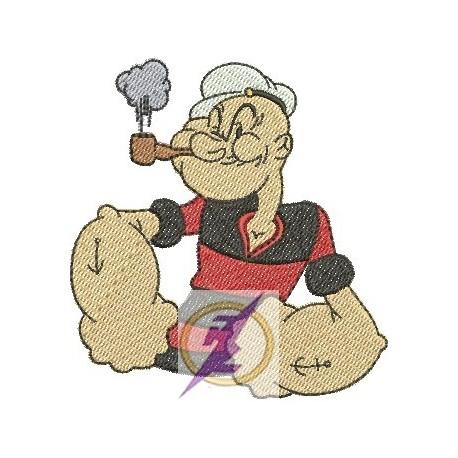 Mascote Popeye 00