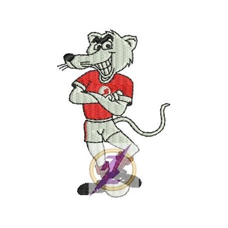 Mascote do Clube Náutico Capibaribe