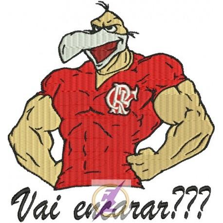Mascote Flamengo Urubu 02
