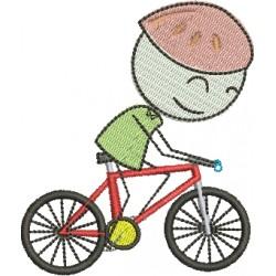 Bicicleta 18