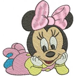 Baby Minnie 04 - Três Tamanhos