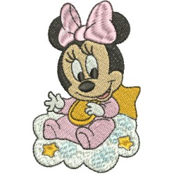 Baby Minnie 05 - Três Tamanhos
