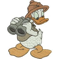 Pato Donald 01 - Três Tamanhos