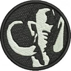 Black Power Ranger Logo