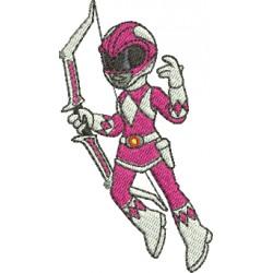 Pink Ranger 00