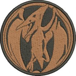 Pink Ranger 03 Logo