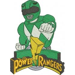 Power Ranger 003