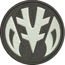 White Power Ranger Logo
