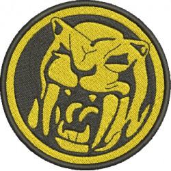 Yellow Ranger 01 Logo