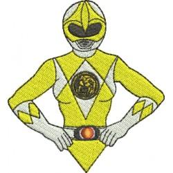 Yellow Ranger 02