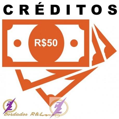 Vale Crédito R$50,00