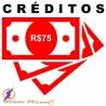 Vale Crédito R$75,00