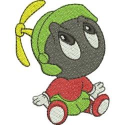 Baby Marvin 36 - Três Tamanhos