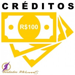 Vale Crédito R$100,00