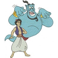 Aladin 04 - Três Tamanhos