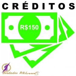 Vale Crédito R$150,00