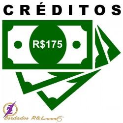 Vale Crédito R$175,00
