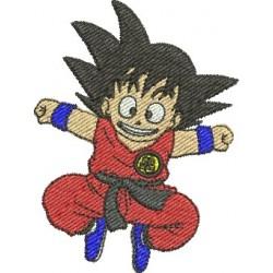 Son Goku 03 - Três Tamanhos