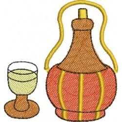 Garrafão de Vinho 01