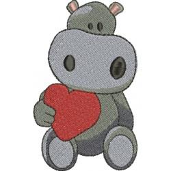 Hipopótamo 01