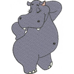 Hipopótamo 05
