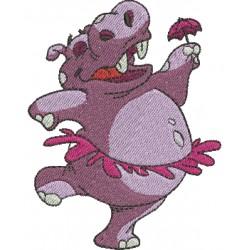 Hipopótamo 07