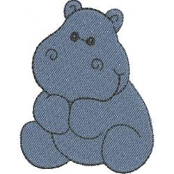 Hipopótamo 17