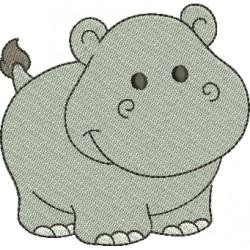 Hipopótamo 20