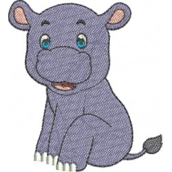 Hipopótamo 22