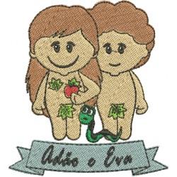 Adão e Eva 01