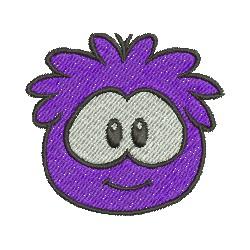 Puffle Club Penguin 07