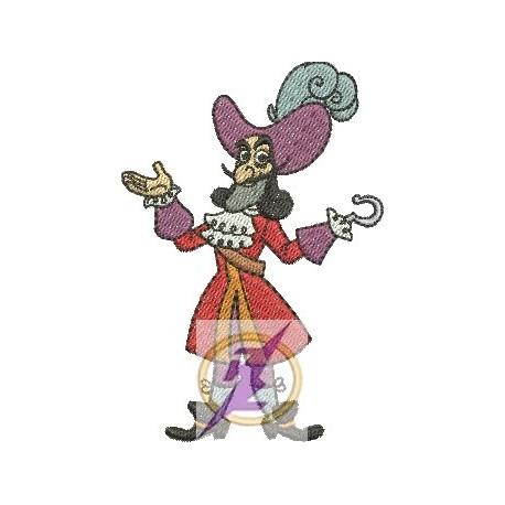 Capitão Gancho 01 - Pequeno