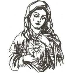 Coração de Maria 01