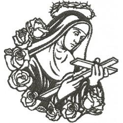 Santa Rita de Cássia 02