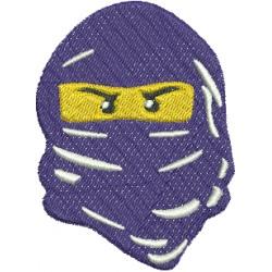 LEGO Ninjago Roxo 04