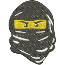 LEGO Ninjago Preto 06
