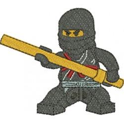 LEGO Ninjago Preto 08