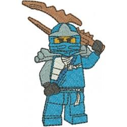 LEGO Ninjago Azul 09