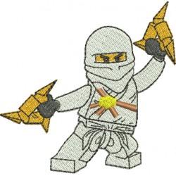 LEGO Ninjago Branco 10