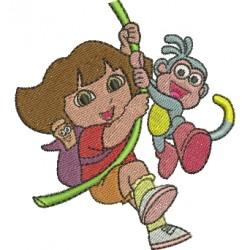 Dora, a Bailarina 01
