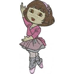 Dora, a Bailarina 02