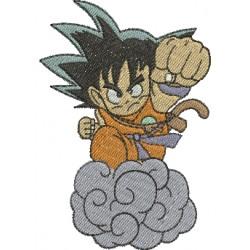Son Goku 01 - Três Tamanhos
