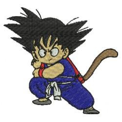Son Goku (GT) 03 - Três Tamanhos