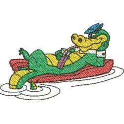 Wally Gator 02 - Pequeno